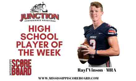 Junction Deli High School Player of the Week – 11-25
