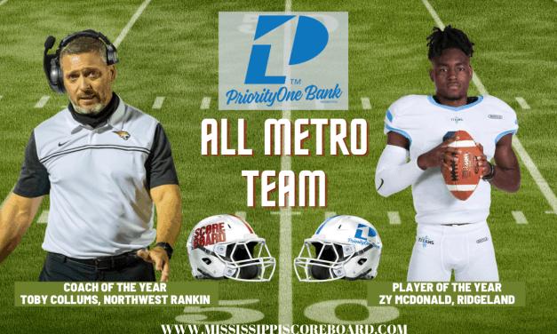 PriorityOne Bank All Metro Team 2020