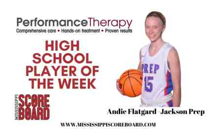 Performance Therapy Girls Player of the Week – 12-22