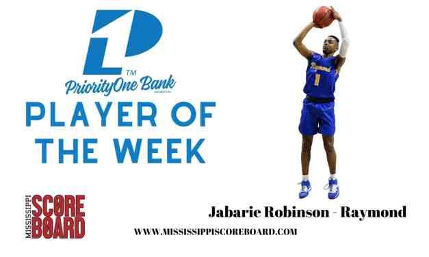 PriorityOne Bank Boys Player of the Week – 1-13