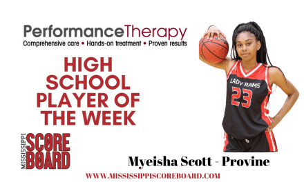 Performance Therapy Girls Player of the Week – 2-9