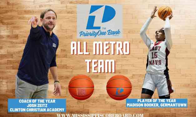 PriorityOne Bank All Metro Girls Basketball Team 2021