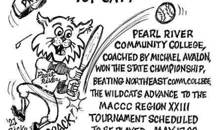 Pearl River Community College Cartoon – By Ricky Nobile