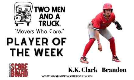 Two Men and A Truck Player of the Week – 4-28