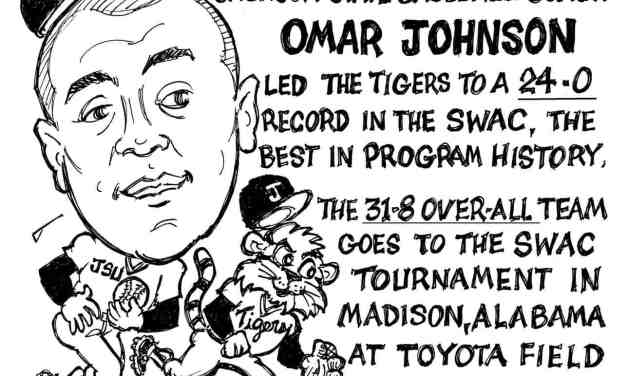 Omar Johnson Cartoon – By Ricky Nobile