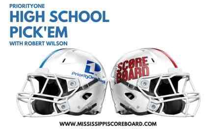 PriorityOne High School Football Pick'em with Robert Wilson