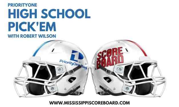 PriorityOne Bank High School Football Pick'em with Robert Wilson