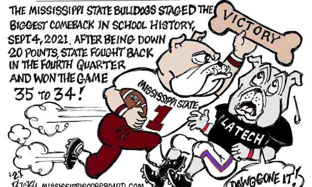 MS State Takes Victory Over LA Tech – By Ricky Nobile