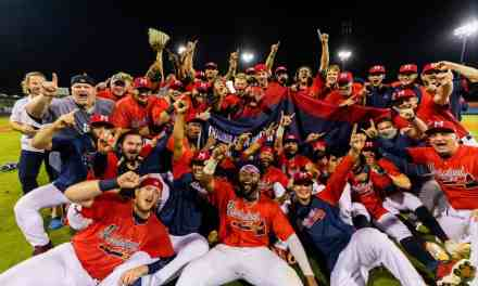 Mississippi Braves Capture Double-A South Championship – By Mike Christensen