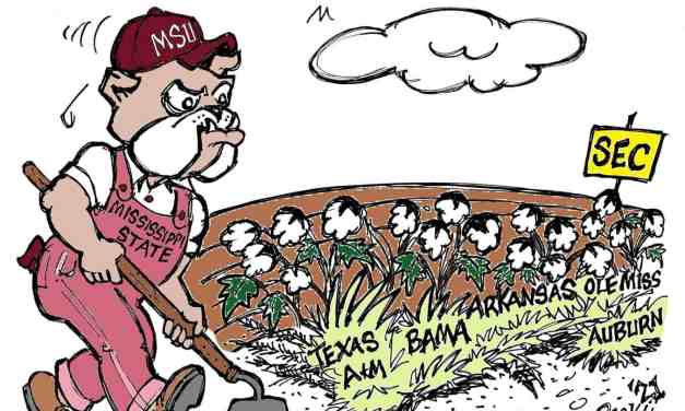 Mississippi State – Tough Row to Hoe – By Ricky Nobile