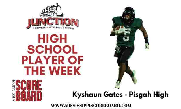 Junction Deli High School Football Player of the Week – 9-8
