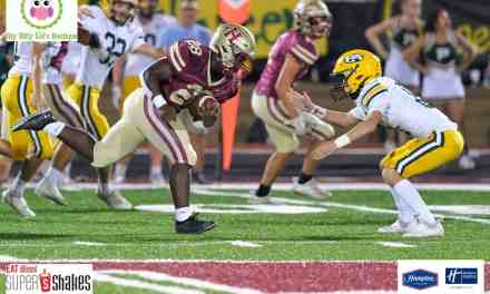HARTFIELD DEFEATS PILLOW 49-0 FOR THIRD STRAIGHT WIN (with photo gallery) – By Torsheta Jackson
