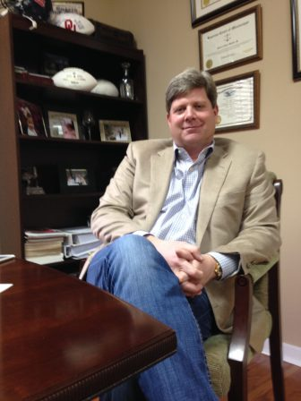 Attorney R. Allen Smith of Ridgeland