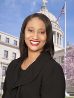 Rep. Kimberly Campbell, D-Jackson