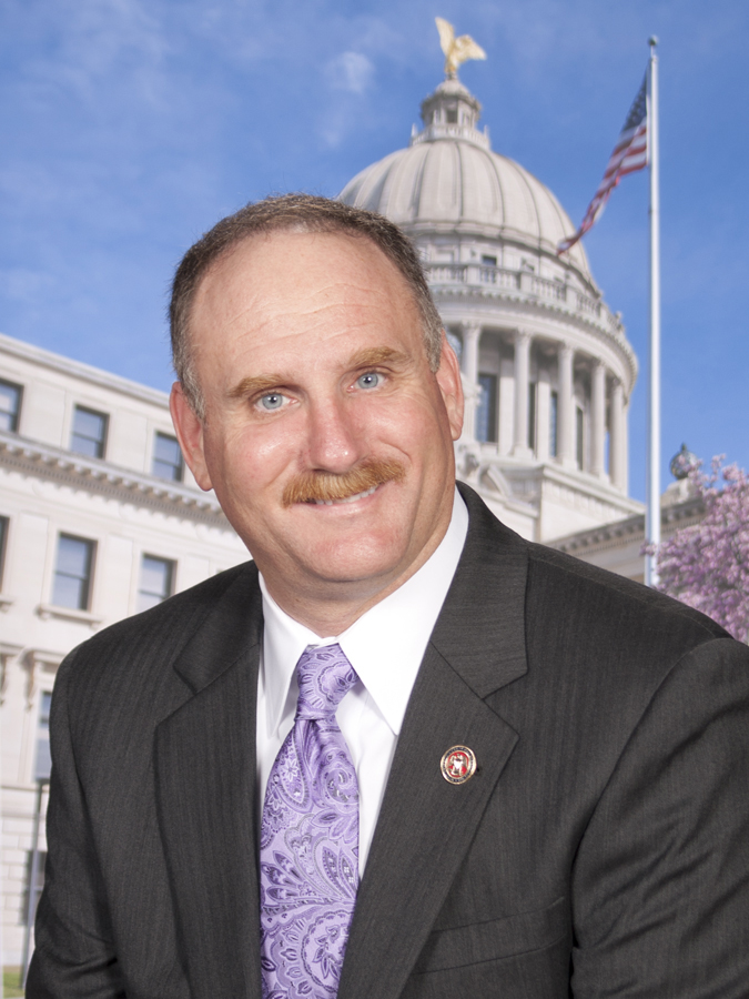 Rep. Mark Baker, R-Brandon