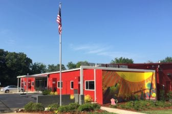 Midtown Public Charter School is located on Adelle Street in the Midtown area of Jackson.