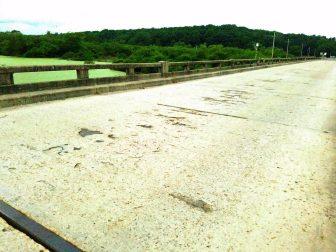 Scrummed concrete