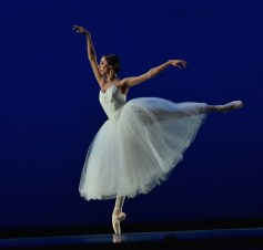 Jessica Assef of Brazil performs Giselle Pas de Deux Act II at the 2014 USA IBC.