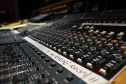 Inside the studio of Malaco Records / Photo by Ron Blaylock