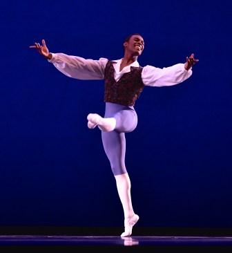 IBC male dancer