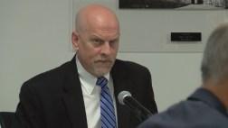 Dr. Scott Hambleton, director of Mississippi Physician Health Program