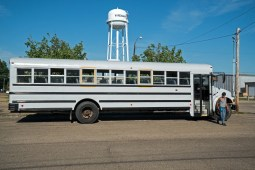 Harvester Bus — 2017