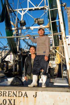 Fisherwoman and Fisherman — 2014