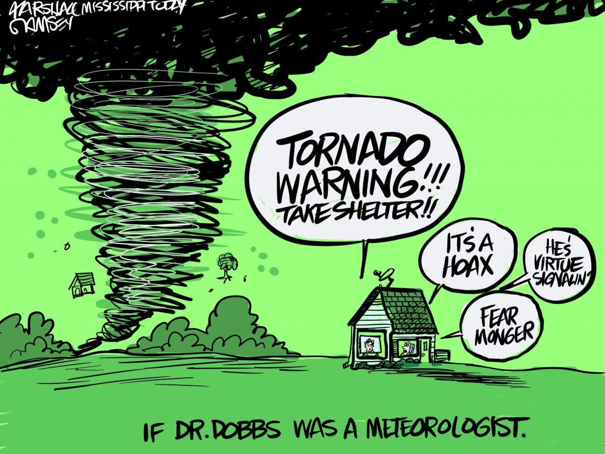 Marshall Ramsey: Storm Warning