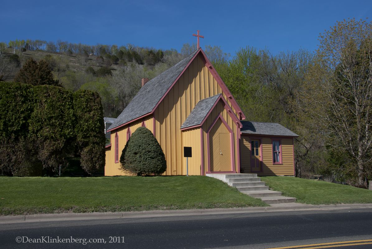 Church of the Holy Comforter; Brownsville, MN
