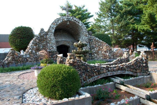 Our Lady of Grace Grotto