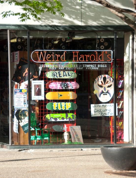 Weird Harold's
