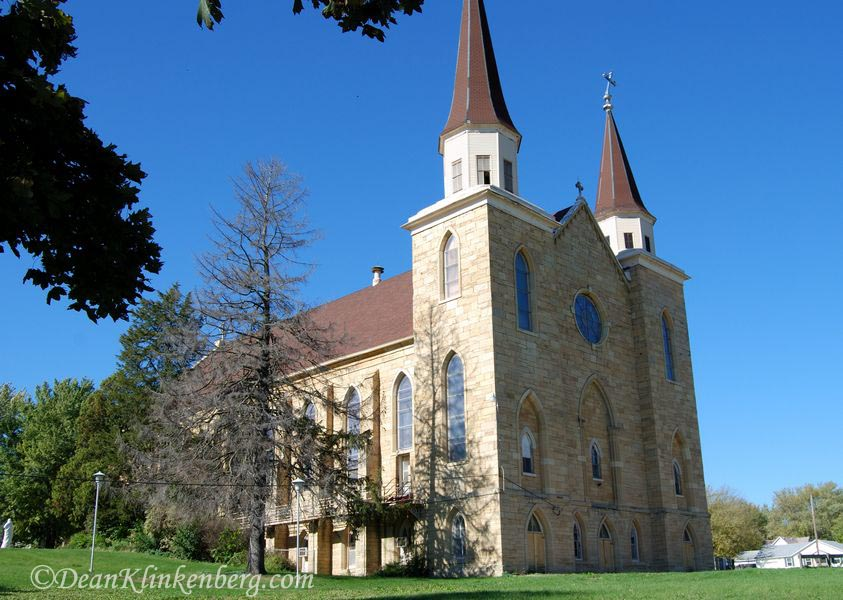 St. Irenaeus Church; Clinton, IA