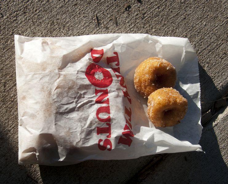 Tiny Tim Donuts; Minnesota State Fair; St. Paul, MN