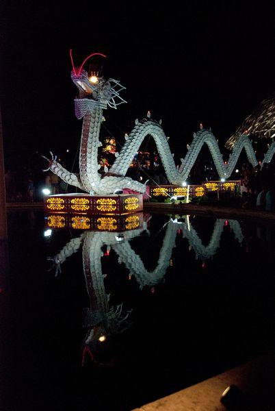 Lantern Festival (2012), Missouri Botanical Garden; St. Louis, MO