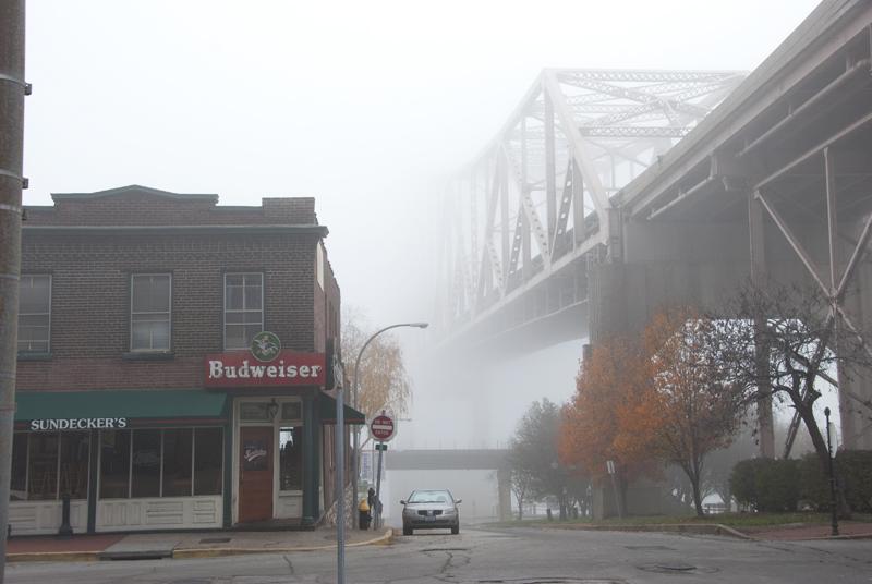 Laclede's Landing; St. Louis, MO