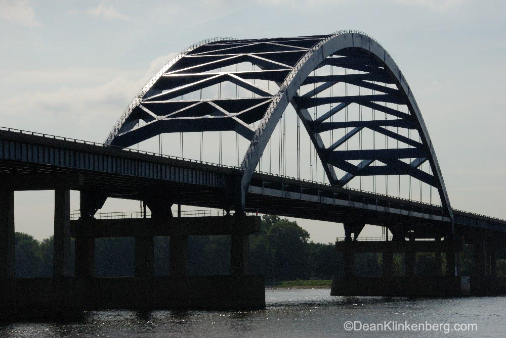 Interstate-280 Bridge; Davenport, IA