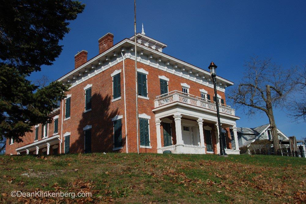 LeClaire House; Davenport, IA