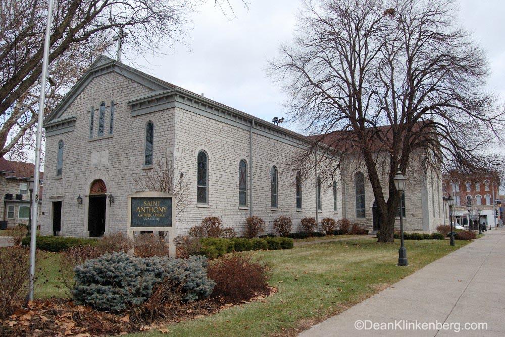 St Anthonys; Davenport, IA