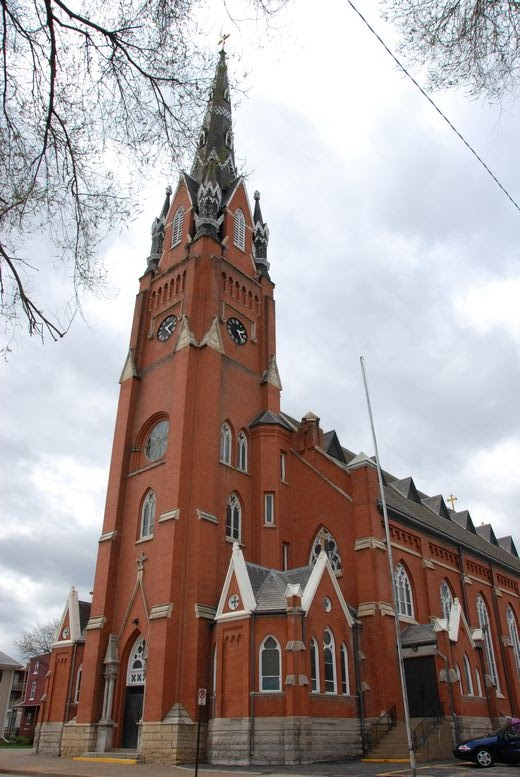 St. Mary's Church; Dubuque, IA
