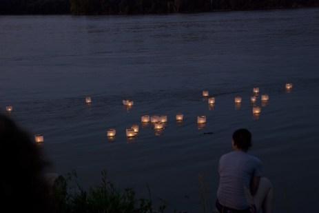 Annual Memorial Lantern Float