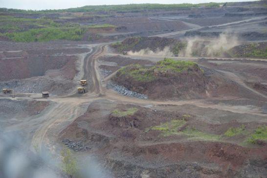 Hull Rust Mahoning Mine; Hibbing, Minnesota