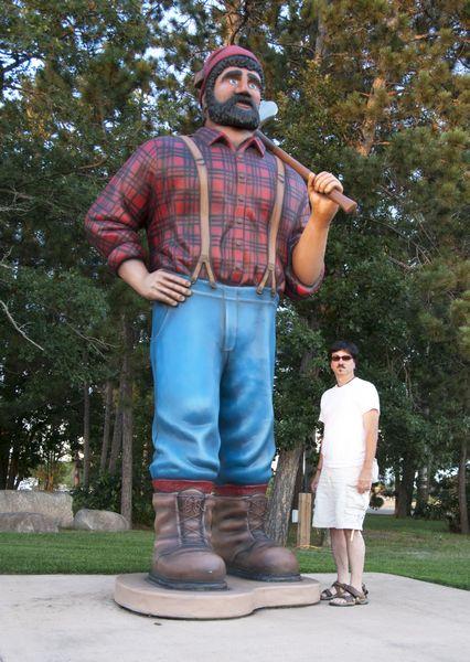 Paul Bunyon; Pequot Lakes, MN
