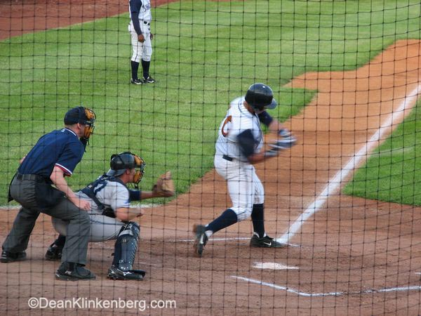 Quad Cities baseball; Davenport, IA