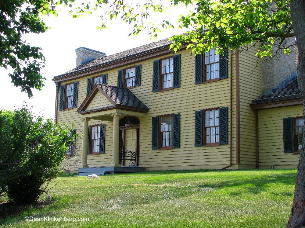 Col. Davenport Home; Rock Island Arsenal, IL