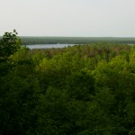 Overlook at Savanna Portage State Park