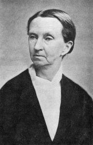 Jane Grey Swisshelm (Courtesy of Stearns History Museum, St. Cloud, MN)