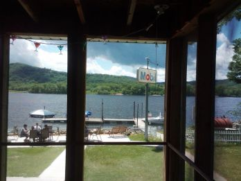 Hungry Point Bar & Grill; Trempealeau, WI