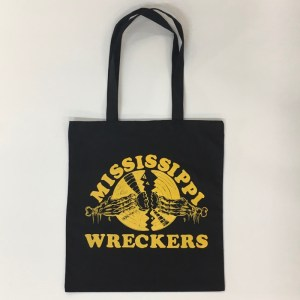 Mississippi Wreckers Tote Bag