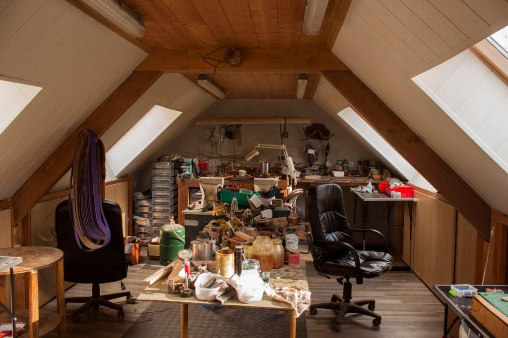 Atelier de la Lettre aux ours - Missive to Bears et forge d'Asgeir, artisanat écologique et français en Normandie à Videcosville