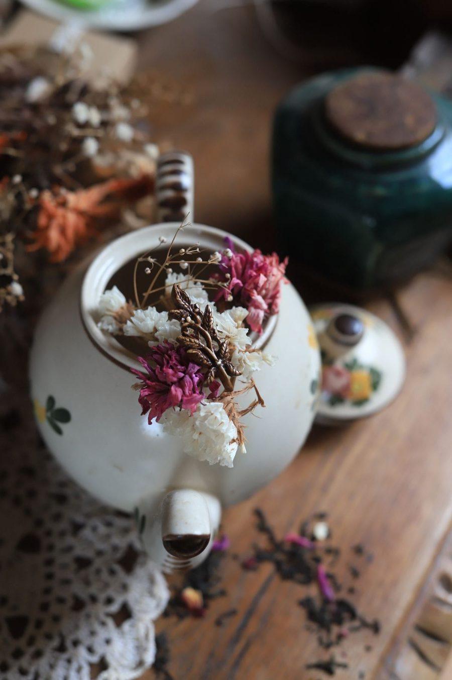 thé, théier, bijou, sculpture, bois, collier, artisanat, français, atelier de la lettre aux ours